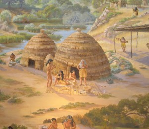 Ohlone Mural image